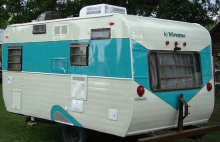 Pin By Gomez Hat Company On Rv S I Like Vintage Trailers Restoration Vintage Trailer Vintage Travel Trailers