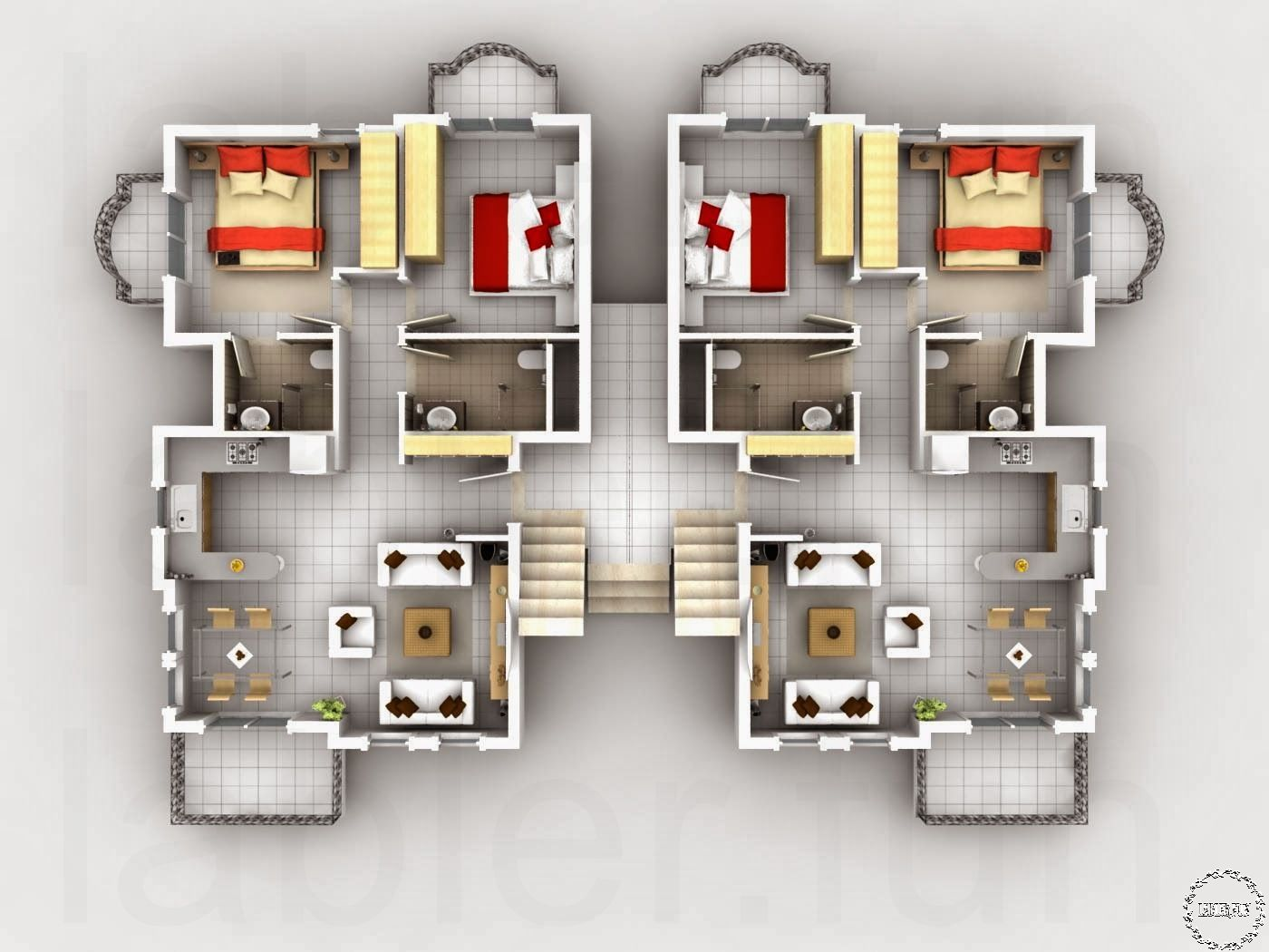 Modern House Plans Lesotho Small Apartment Floor Plans Modern House Plans Unique House Plans