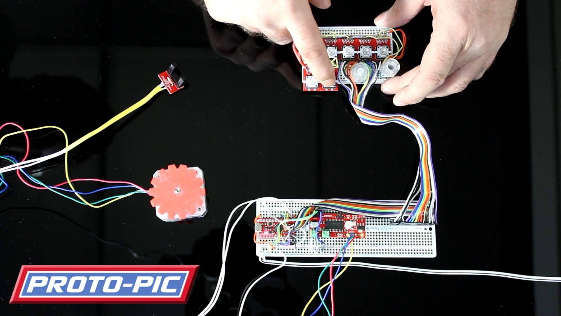 3da419e8e328eebcd8ea15351e3b2699 arduino based model railway turntable controller model railroad  at edmiracle.co