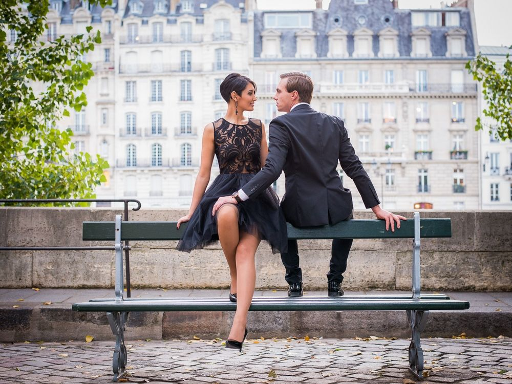 Top Paris Photographers - The Paris Photographer