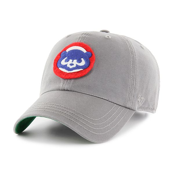 0095480fbbd Chicago Cubs Dugan Cooperstown Clean Up Adjustable Cap  ChicagoCubs  Cubs   FlyTheW  MLB SportsWorldChicago.com