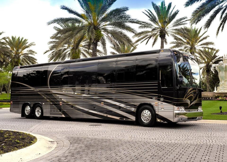 2015 Omex3 Prevost Luxury Star Coach Motorh Prevost