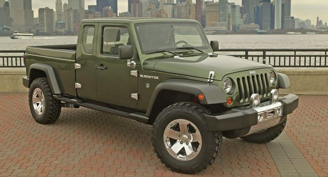 When The Next Generation Jeep Wrangler Is Released In Late 2017 A Pickup Truck Version Will Be Available Addition To Clic Two Door And Four