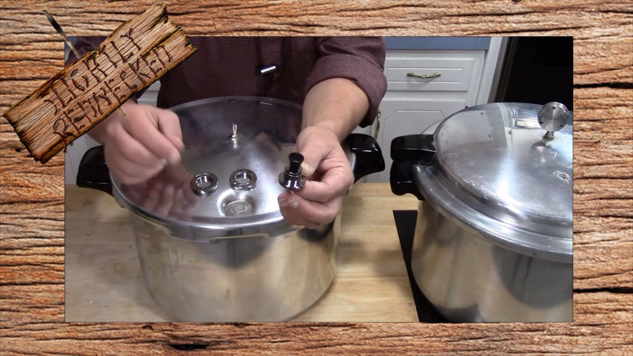 Using A Pressure Cooker Canner Safely Including Glass Top Stoves