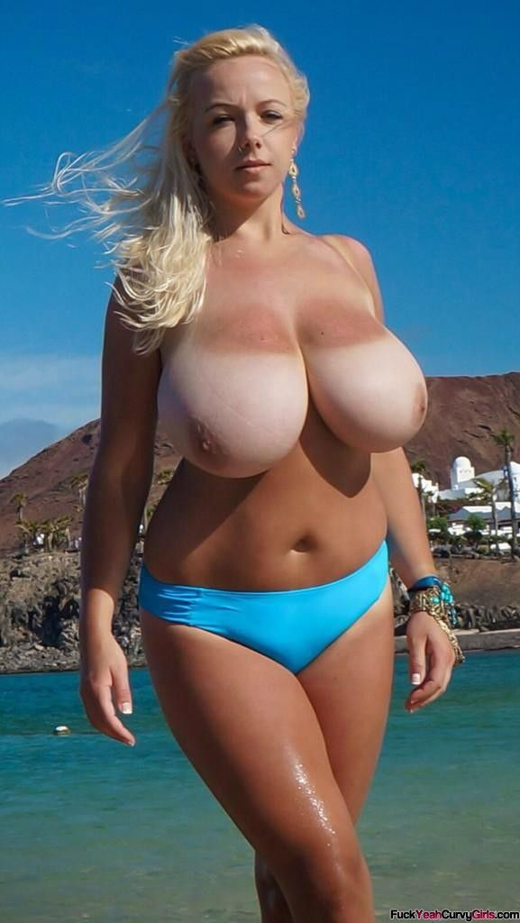 boobs tanlines