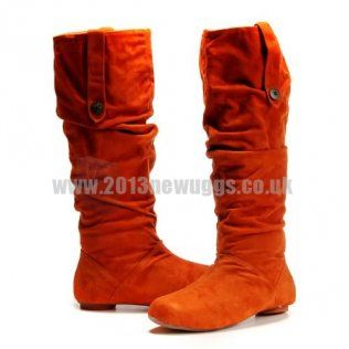 Highkoo Amber S N 5765 Ugg Boots - Red - £129.99 : www.genuineboots.