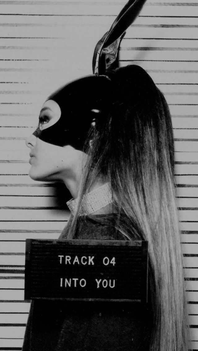 Into You Ariana Grande Wallpaper Dangerous Woman