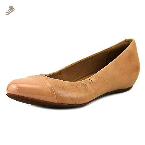 ba30590ceb Clarks Women's Alitay Susan Flat, Dusty Pink Leather, 7 M US - Clarks flats  for women (*Amazon Partner-Link)