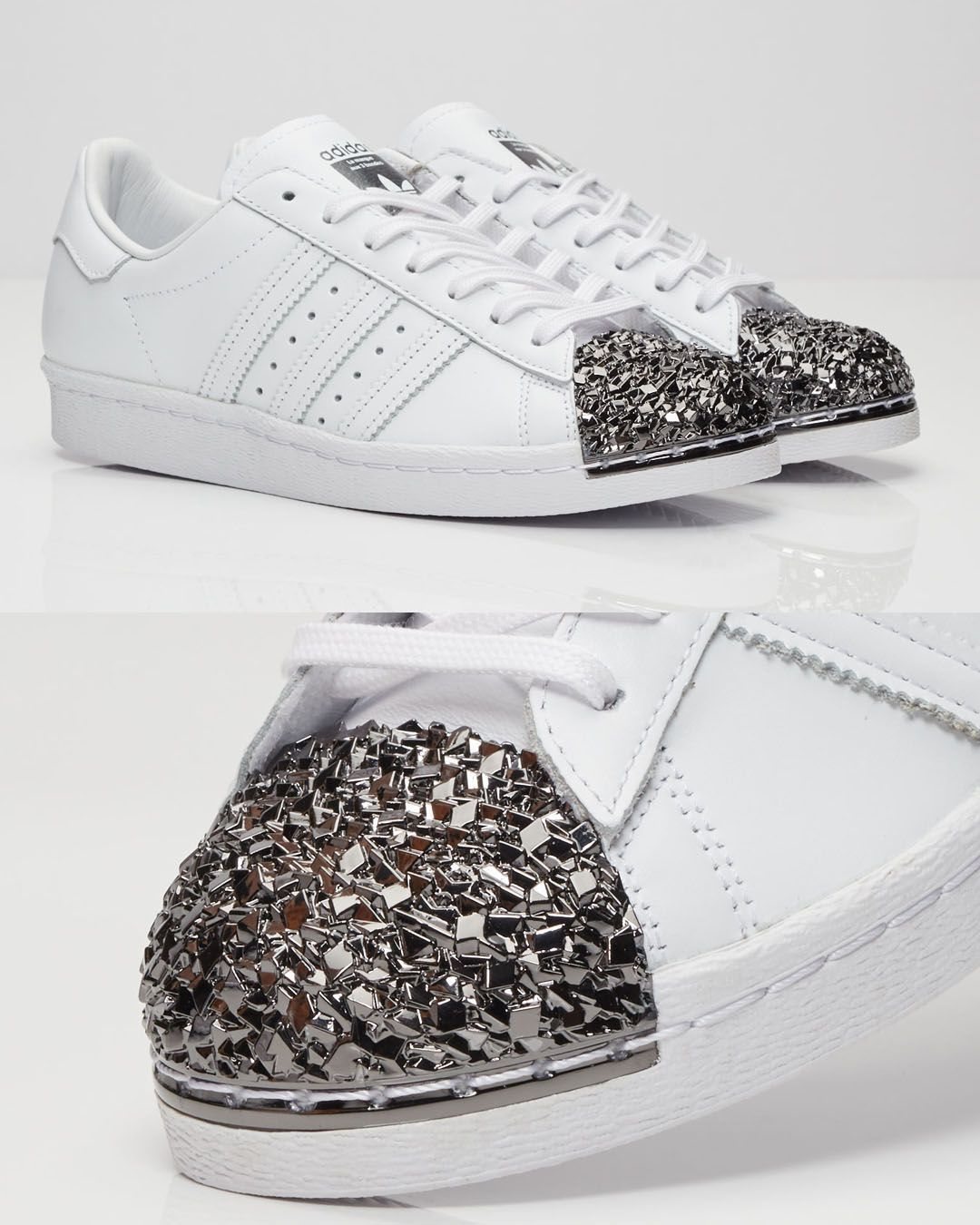 new concept 5cae0 57fa8 adiads superstar metal toe S76532 WOMENS ATHLETIC FASHION SNEAKERS  amzn.to 2kR9jl3