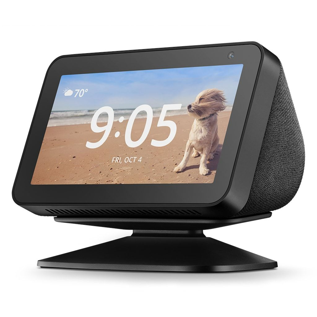 Amazon Echo Show 5 Adjustable Stand In 2020 Amazon Devices Cameras And Accessories Amazon Echo