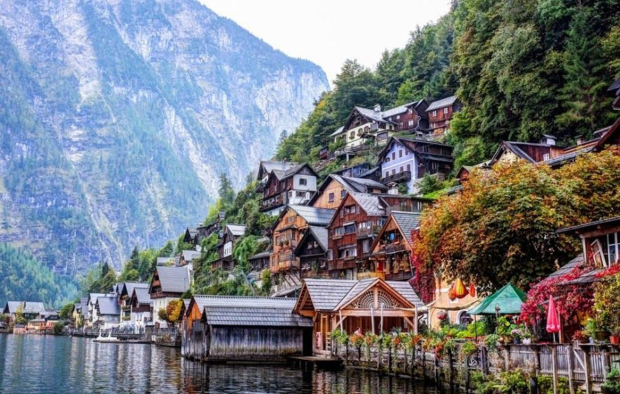 Halstatt, Austria   Visit austria, Hallstatt, Places to visit