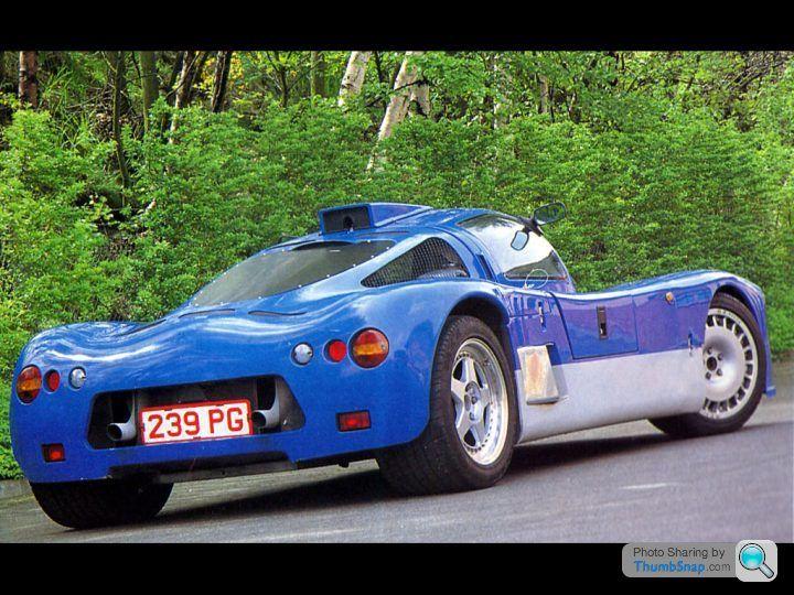 albert-mclaren f1 prototype | prototype cars | pinterest