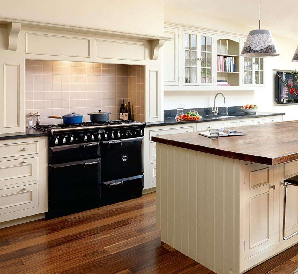 Georgian And Victorian Style Kitchens  Period Living  Kitchen Captivating Period Kitchen Design Design Decoration