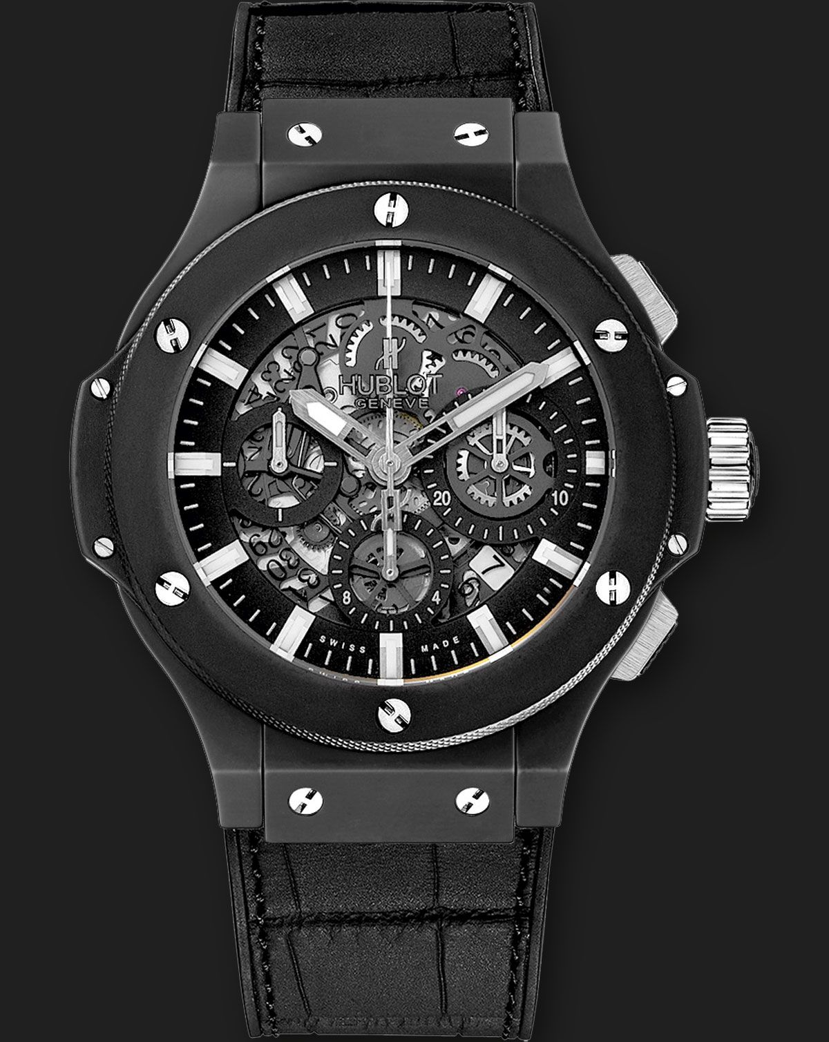 Hublot Aero Bang Black Magic