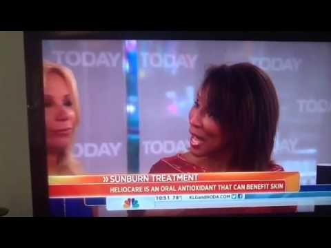 Heliocare featured on The Today Show with Dr. Jeanine Downie
