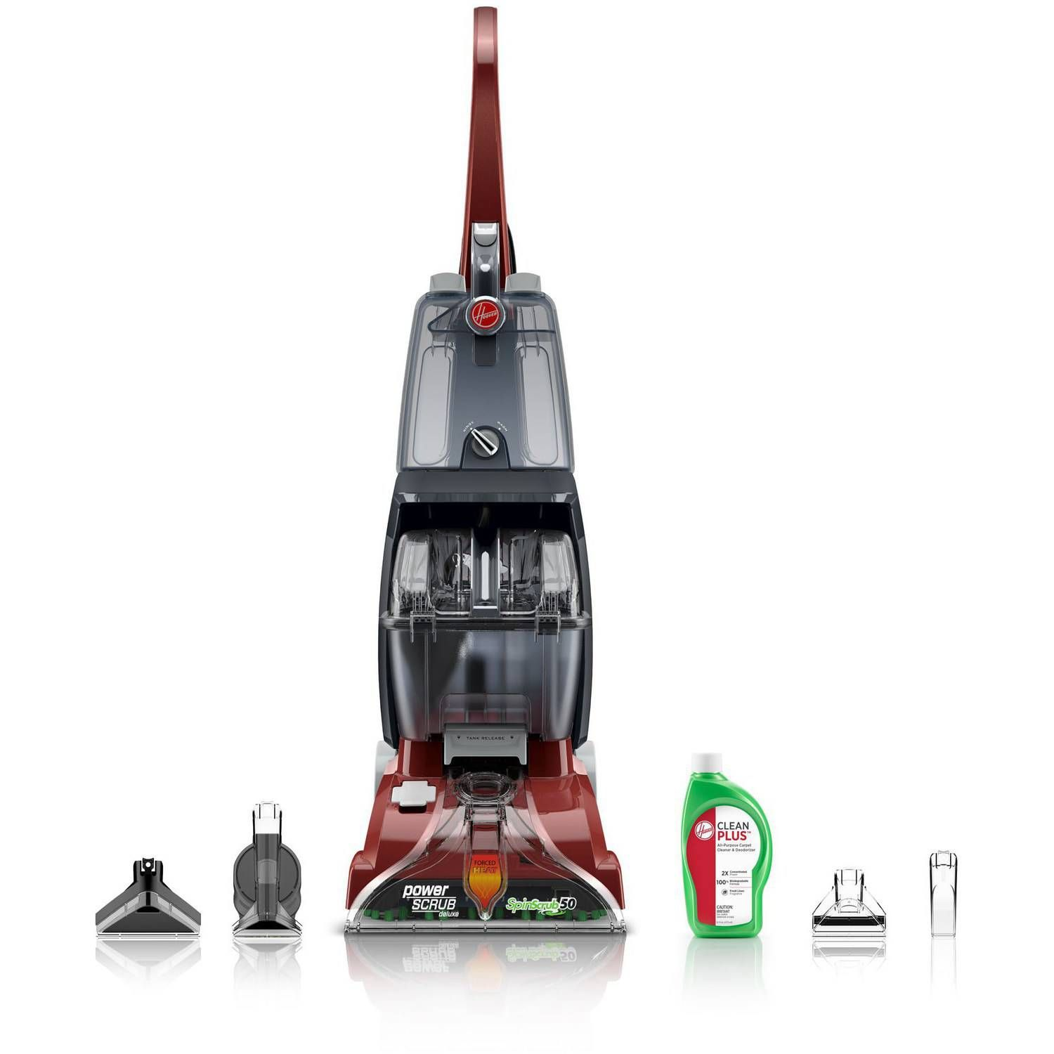 Hoover Power Scrub Deluxe Carpet Washer 99 Carpet Cleaning Machines Carpet Cleaning Solution