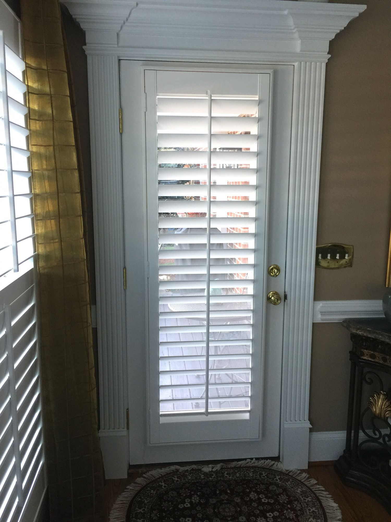 Shutters, Sunroom Blinds, Shades, Window Shutters, Plantation Shutter, Blinds, Shutterfly,