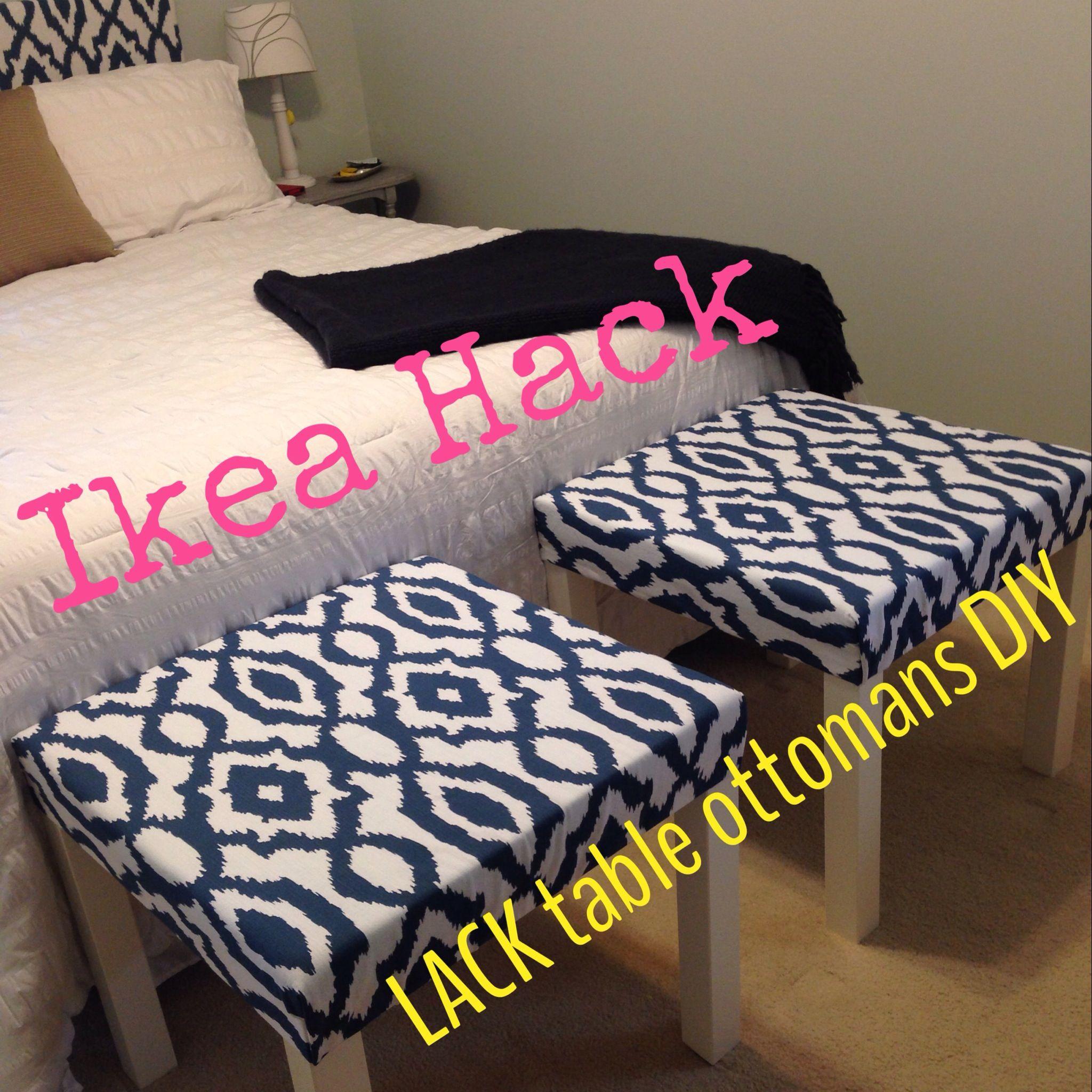 Hilda Gotrocks Everything Deserves A Little Glamour Ikea Lack Table Lack Table Ottoman Table [ 2048 x 2048 Pixel ]