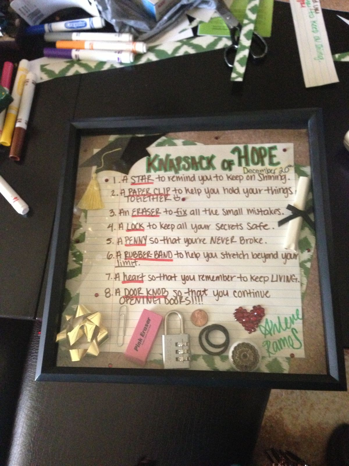 Pin by Amy Boyer on Graduation   Diy graduation gifts ...