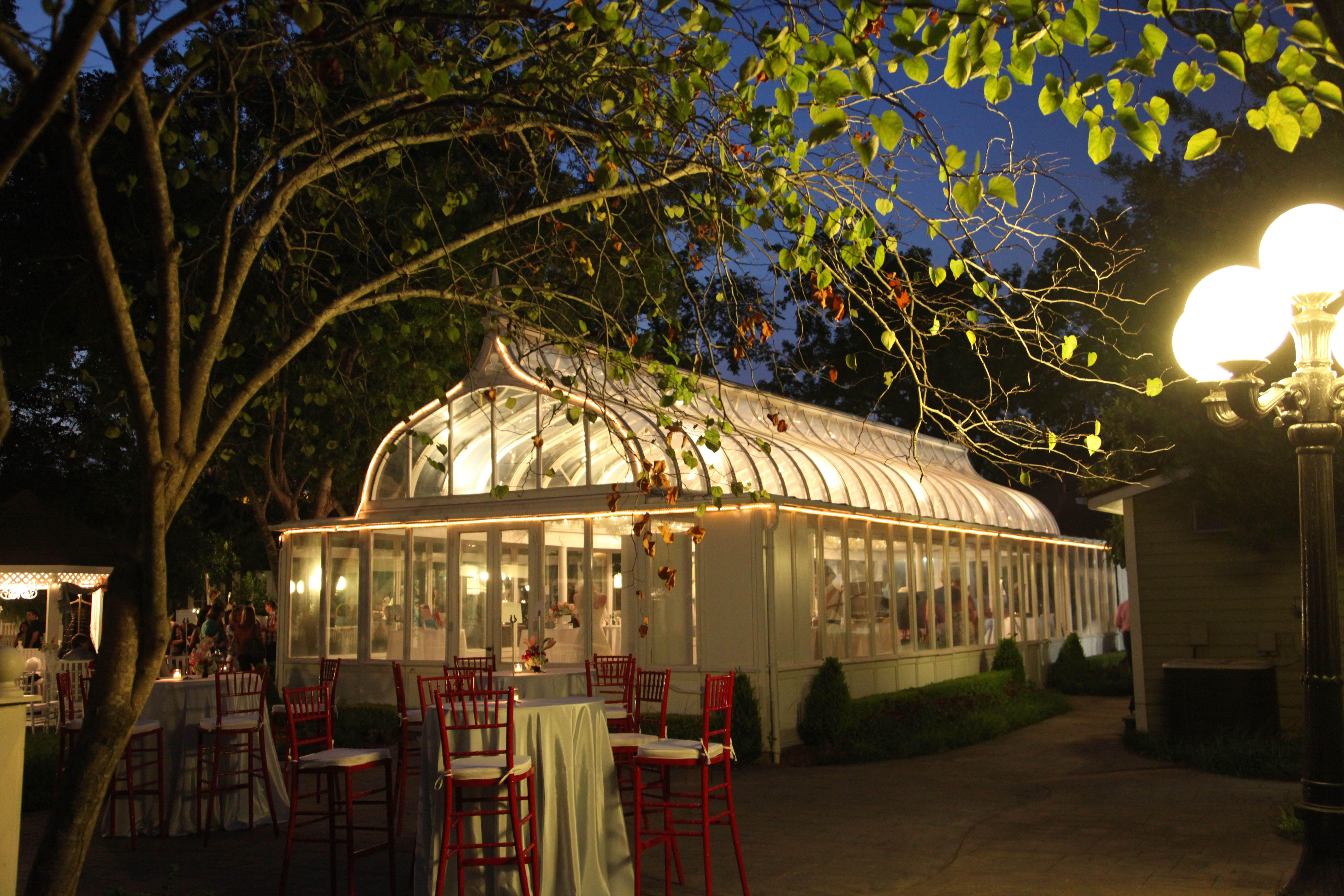 Gardens of Bammel Lane @ night | Love is Waiting... | Pinterest ...