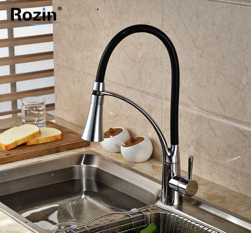 84 00 Buy Temperature Sensor 3 Colors Led Kitchen Faucet Kitchen Faucet Ideas Kitchen Faucet Design Ki Sink Faucets Kitchen Sink Faucets Sink Mixer Taps