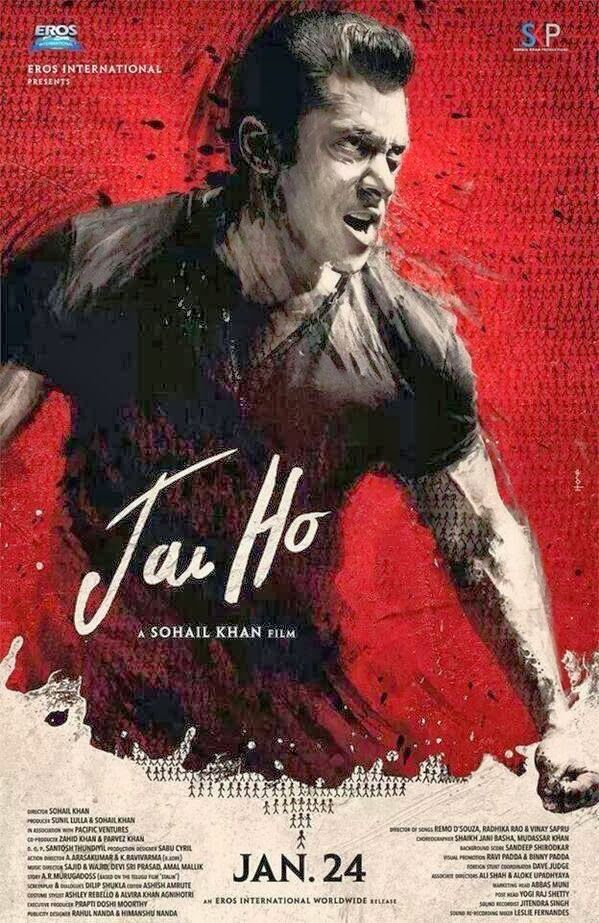 Jai Ho Poster Hindi Movies Bollywood Posters Hindi Movie Song