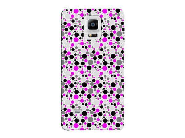 Purple Dots Phone Case