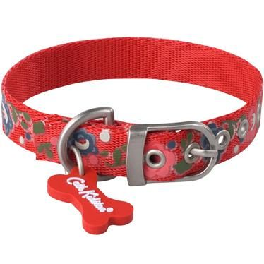 Cath Kidston do dog collars and leads!