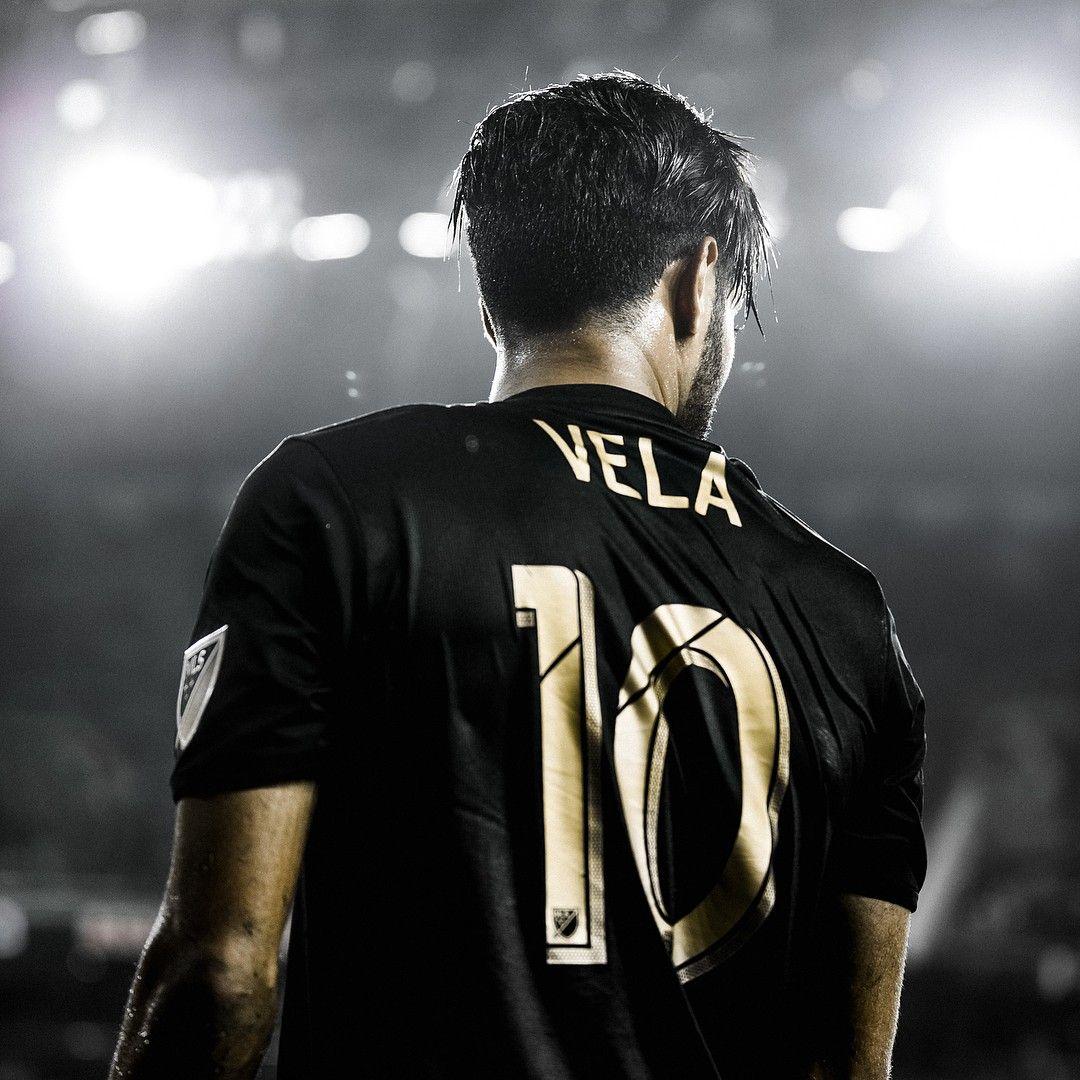 Carlos Vela LAFC Primary Jersey