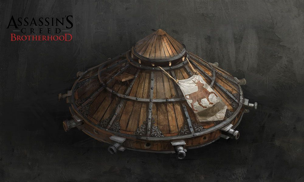 Pin by GT40i on Assassin's Creed Brotherhood | Assassin's creed ...