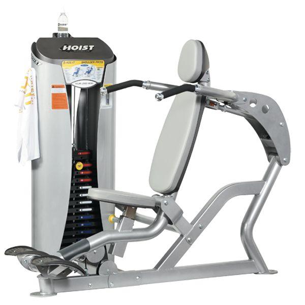 Hoist Fitness Systems Roc It Shoulder Press At Home Gym Hoist Fitness Home Workout Equipment