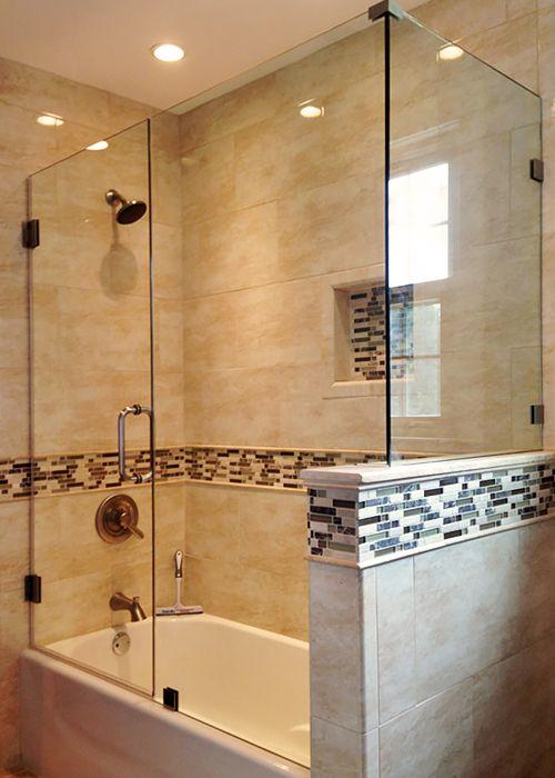 Bathtub Shower Doors - Manalapan, NJ | ShowerMan.com | Home ...