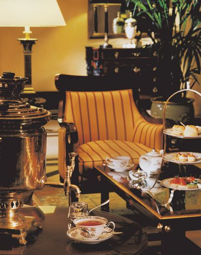 the ritzcarlton moscow enjoy afternoon tea in the