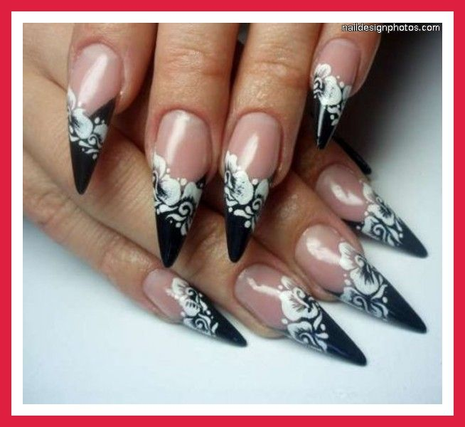Easy Nail Designs With Two Colors Pictures Photos Video Pictures 26