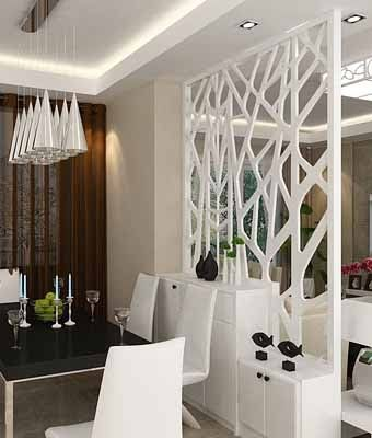 paneles de pared para una cocina de planta abierta home