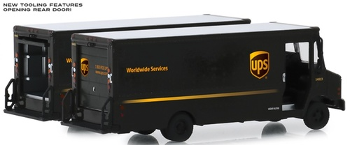 2019 Package Car Vehicle Ups United Parcel Service 1 64 Scale Diecast Model Truck By Greenlight 331 Indian Motorcycle Vintage Indian Motorcycles Diecast Models