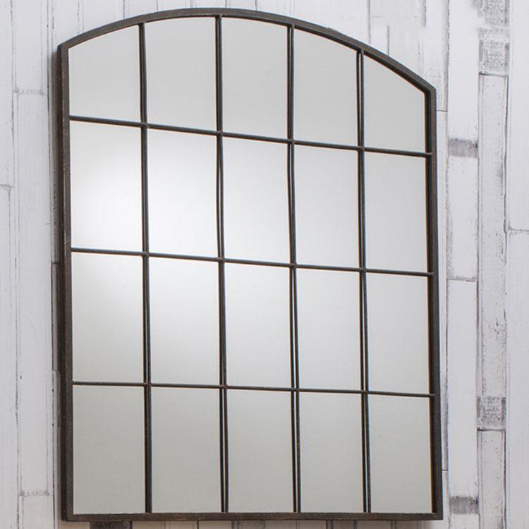 Rockford Window Mirror H 91 x W 76cm  sc 1 st  Pinterest & Rockford Window Mirror H 91 x W 76cm | Window Contemporary and Walls