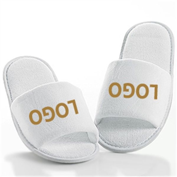 Customized Hotel Disposable Slipper | Zapatos