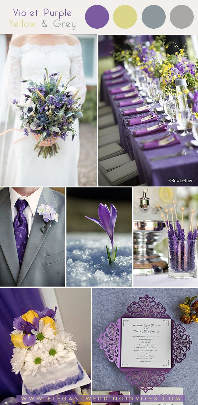 8 Pretty Wedding Color For Late Winter And Early Spring Wedding