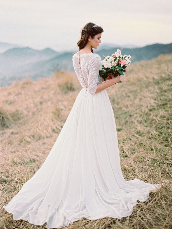 Image Result For Ethereal Wedding Dress