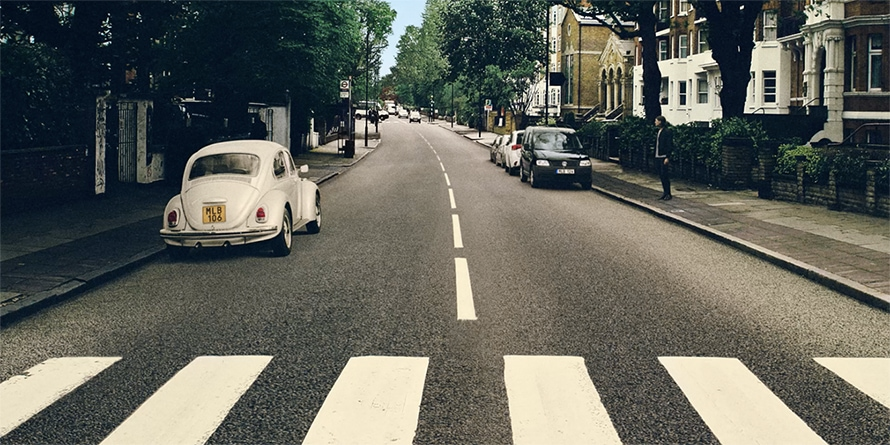 Why Volkswagen Just Moved The Beetle On The Cover Of Abbey Road Abbey Road Beatles Abbey Road The Beatles