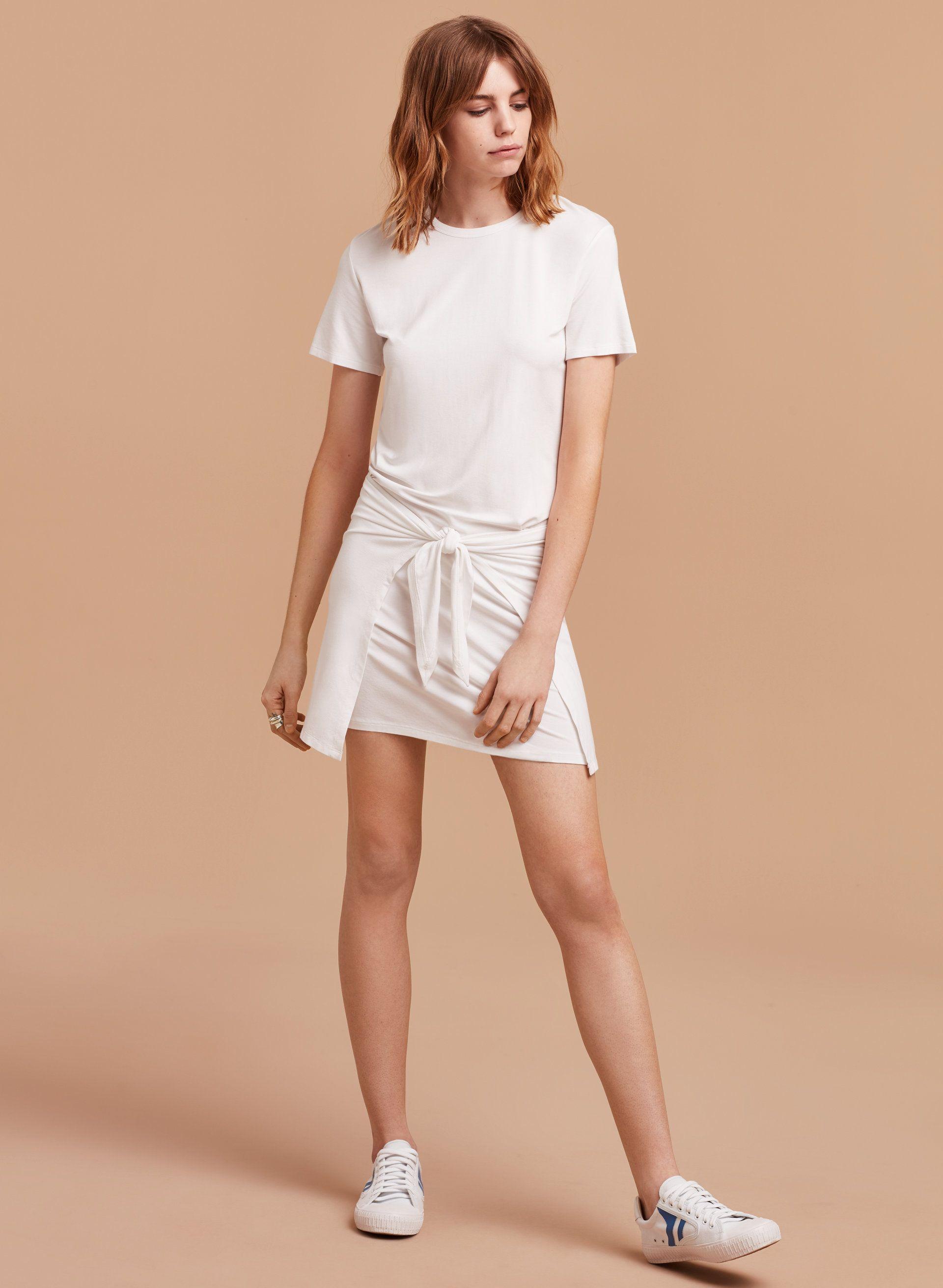 55162a747253 Bair dress   clothes/shoes   Dresses, Soft fabrics, White dress
