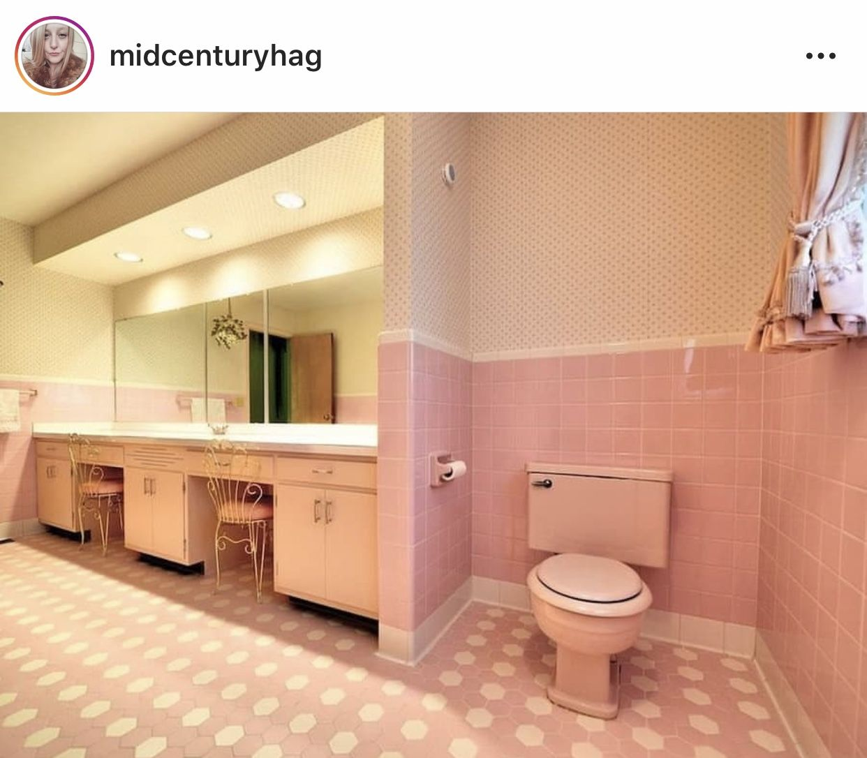 Pin By Kim On Colby Basement Bathroom Mid Century Bathroom Vintage Bathrooms Bathroom
