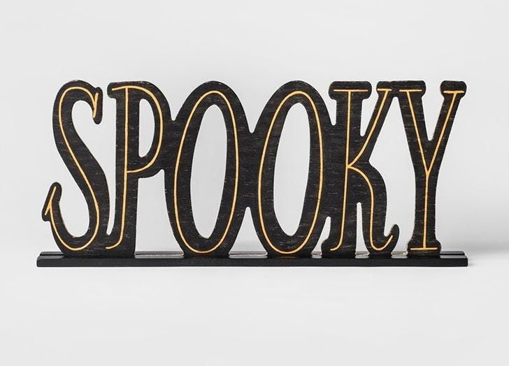 Target\u0027s New Halloween Decorations Are Frightfully Chic Fall