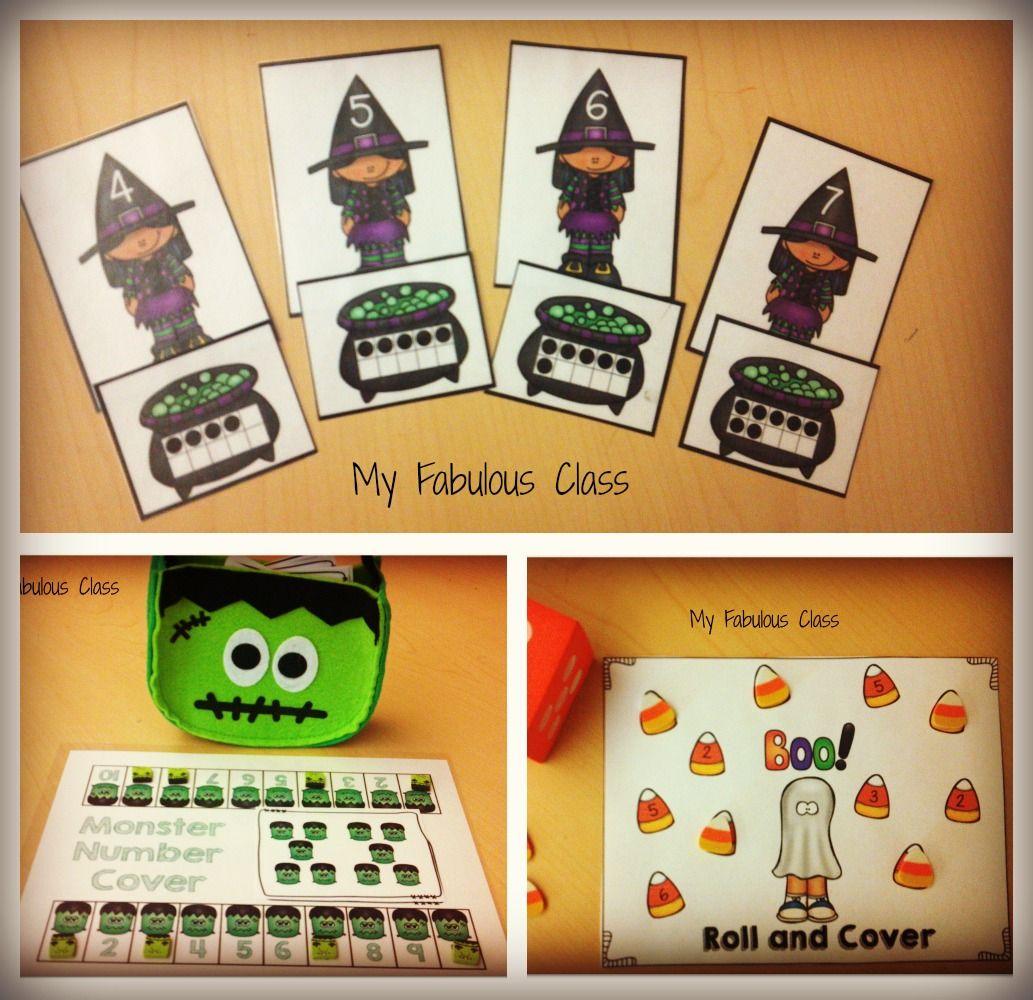 Spooktober In Kindergarten Your Kids Will Love These
