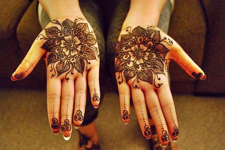 Mehndi Henna Care : All in one: most popular & amazing tikki style mehndi designs