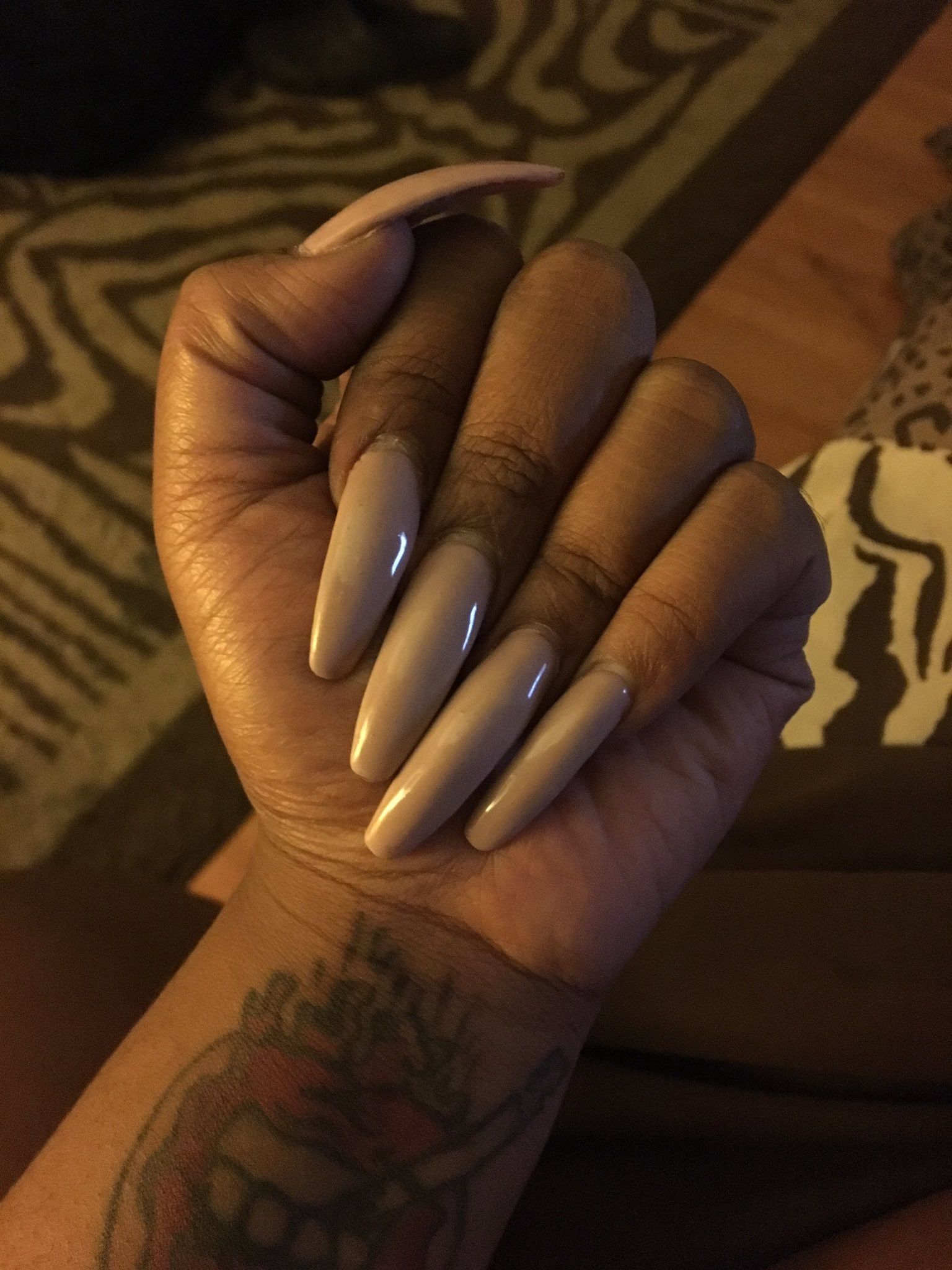 Pin by N . I . K . A 💎 on ✨Nails✨ | Pinterest | Long acrylic ...