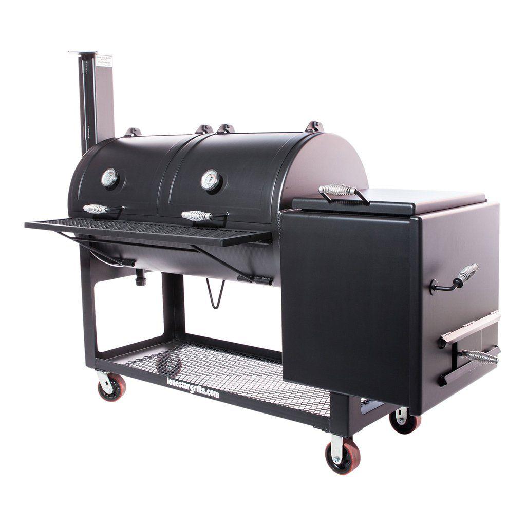 24 Offset Smoker Custom Smokers Backyard Grilling