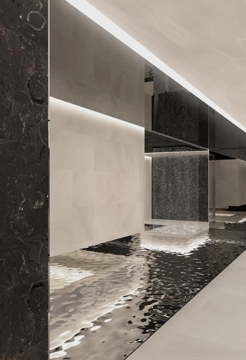 David Thulstrup Designs Symmetrical Space For Georg Jensen: Studio David Thulstrup / Mobile