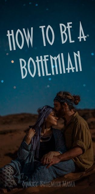 MYTH: You can't become a bohemian. You're either a bohemian or you're not. FACT: You can decide to become whatever you want, whenever you want. #boho #bohemian